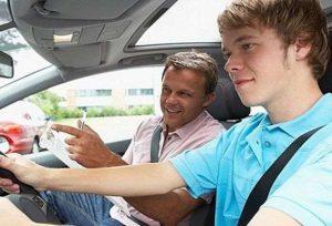 уроки вождения в Киеве